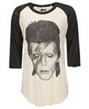 David Bowie Raglan T-Shirt
