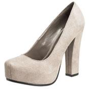 Payless Brash Women's Konstant Block Heel Pumps