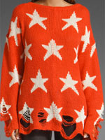 Wildfox Couture Seeing Stars Lennon Sweater