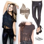 Cassadee Pope outfit