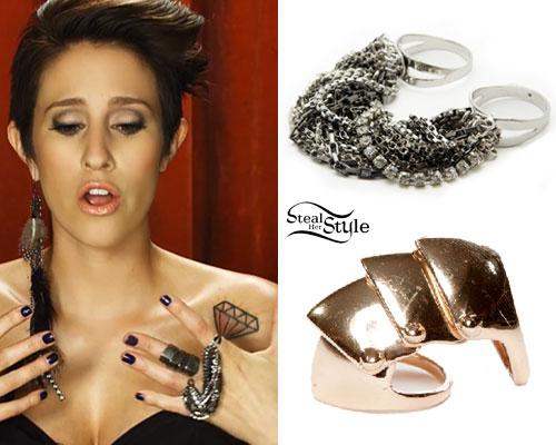 DEV Dancing Shoes jewelry