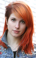Hayley Williams undercut