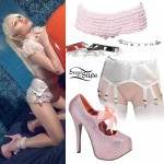 Kerli lingerie outfit