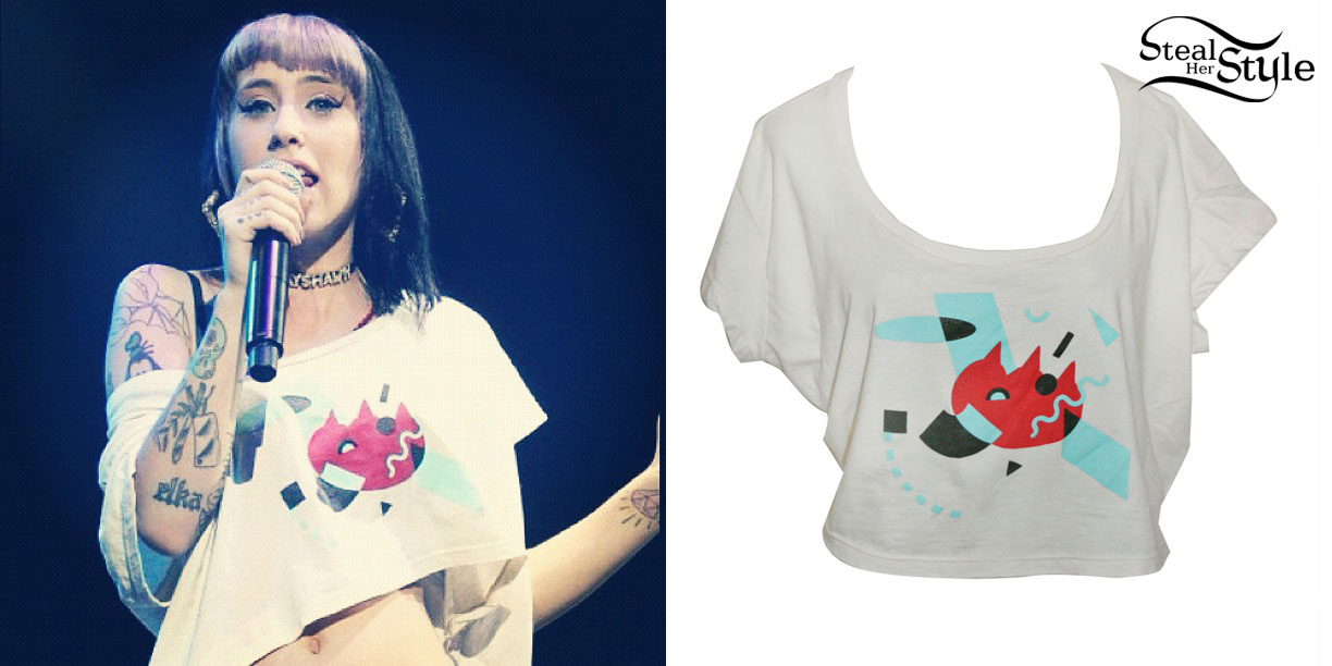 Kreayshawn's Clothes & Outfits | Steal Her Style | Page 8