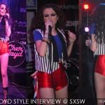 Cher Lloyd at SXSW