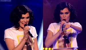 Jessie J The Voice UK performance