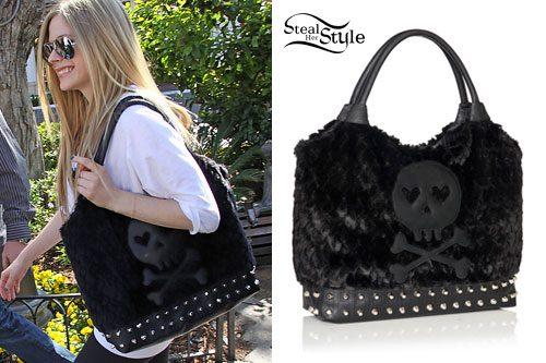 Avril Lavigne: Abbey Dawn Midnight Bag