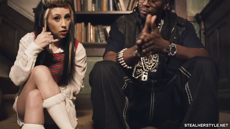 Kreayshawn: 'Murder' Music Video Outfit | Steal Her Style