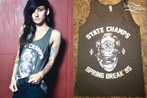 LIGHTS: State Champs Tank Top