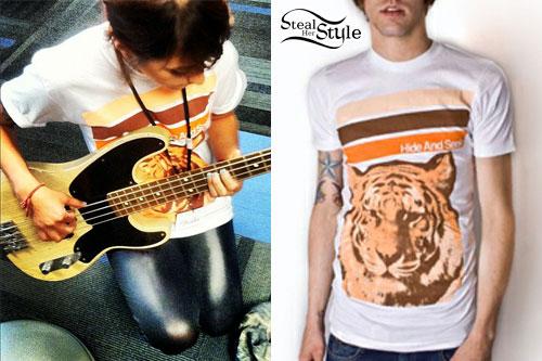 Anissa Rodriguez: Tiger T-Shirt