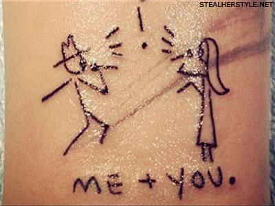 Christina Perri Jason Mraz tattoo