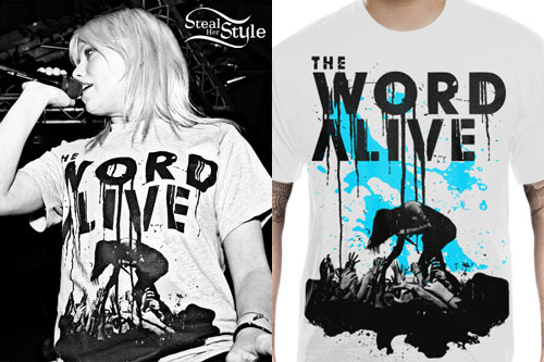 Jenna McDougall: The World Alive T-Shirt