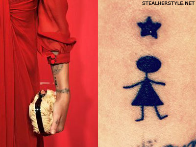 Christina Perri Stargirl Tattoo