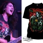 Alexia Rodriguez: Killswitch Engage T-Shirt
