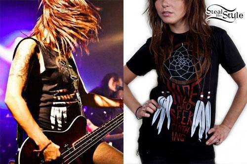 Anissa Rodriguez: Dreamcatcher T-Shirt