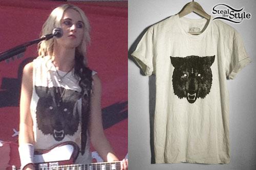 Miranda Miller: Wolf T-Shirt