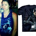 Tay Jardine: Patriotic T-Shirt