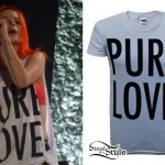 Hayley Williams: Pure Love T-Shirt