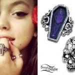 Rena Lovelis: Coffin Ring