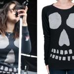 Tay Jardine: Skull Sweater