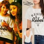 Anissa Rodriguez: Resist & Rebel Tee