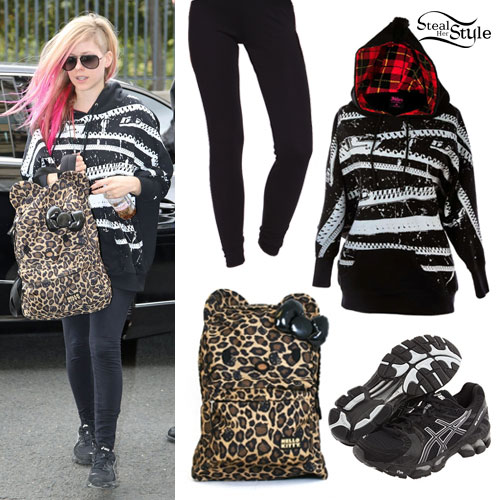 Avril Lavigne: Hello Kitty Backpack