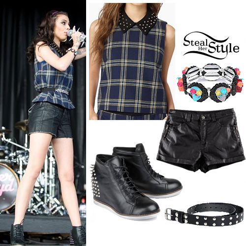 Steal Her Style: Cher Lloyd Fashion, Clothes & Outfits