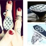 Juliet Simms: Coffin Ring