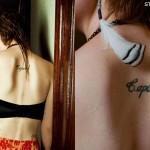 Lil Debbie Capozzi tattoo