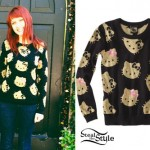 Christie DuPree: Hello Kitty Sweater