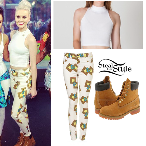 Perrie Edwards Sunrise Outfit Steal Her Style
