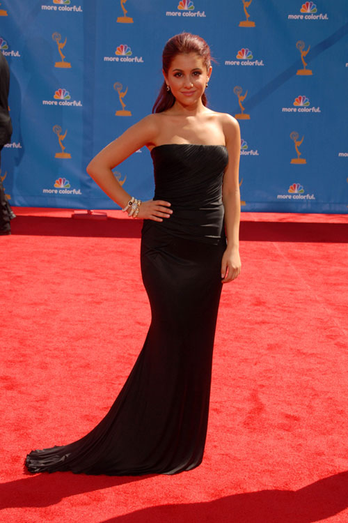 Ariana Grande Christmas Outfit 2012 Ariana Grande Black Dr...
