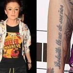 cher-lloyd-spanish-arm-tattoo