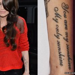 cher-lloyd-sunshine-arm-tattoo