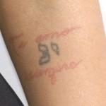christina-aguilera-hebrew-elbow-tattoo