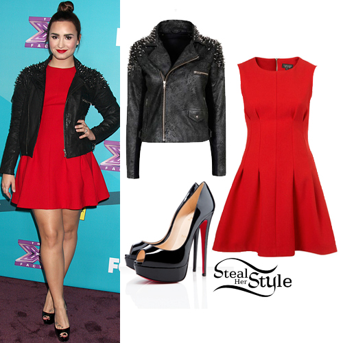 Demi Lovato Fashion, Clothes & Outfits | Steal Her Style | Page 27