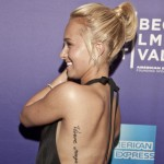 Hayden Panettiere Tattoos