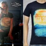 Jenna McDougall: Sleeping With Sirens Tee