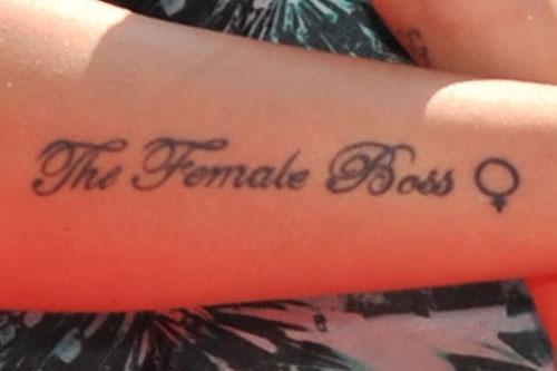 Female Symbol Tattoo Female Tattoos Tumblr Designs Quotes On Side Of