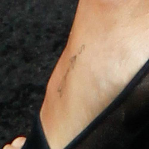 Zoë Kravitz Tattoos | Steal Her Style
