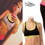 Allison Green: Workout Outfit