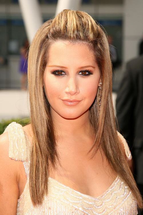 Ashley Tisdale Brown Hair Tumblr