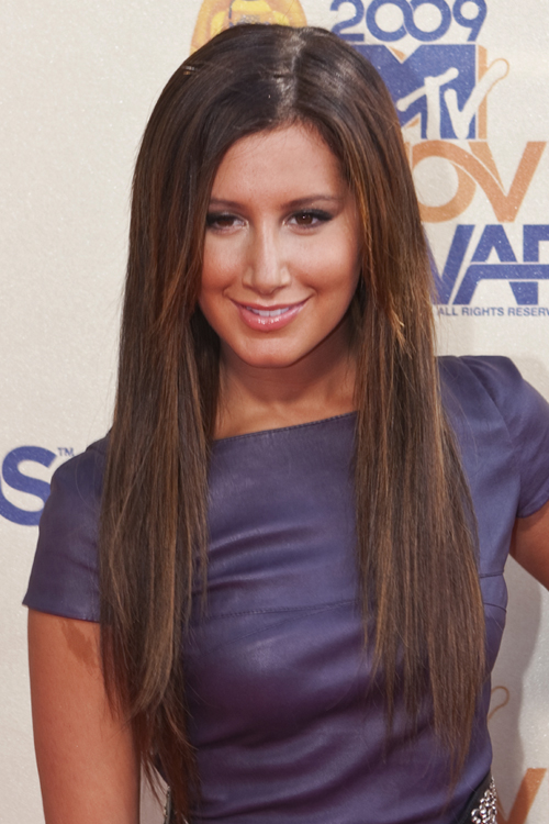 ashley tisdale ombre hair hairstylegalleriescom