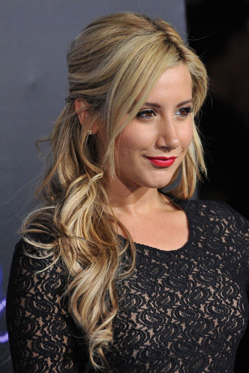 Ashley Tisdale Hairstyle | hairstylegalleries.com