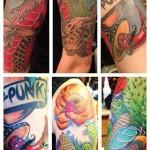 Brittany Harrell Tattoos