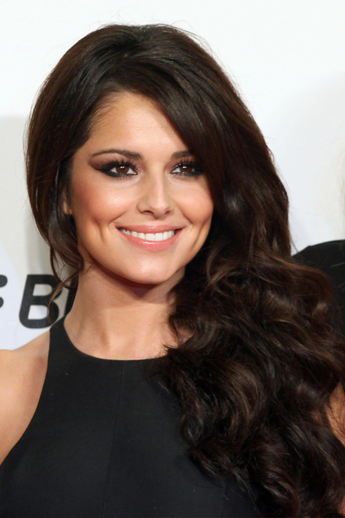 cheryl cole hair style cheryl cole brown hair colour find your hair style 8109