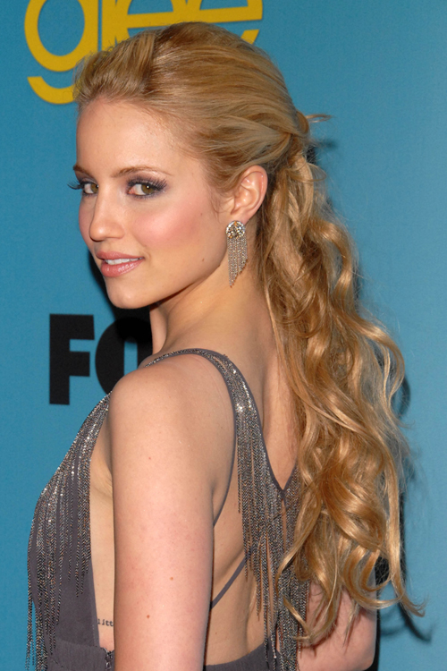 Dianna Agron S Hairstyles Amp Hair Colors Steal Her Style