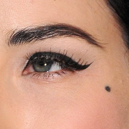 Dita von teese 39 s tattoos meanings steal her style for Beauty mark tattoo