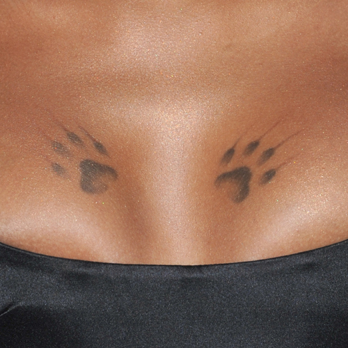 Looking For A Paw Print Tattoo? | Tattoos Beautiful