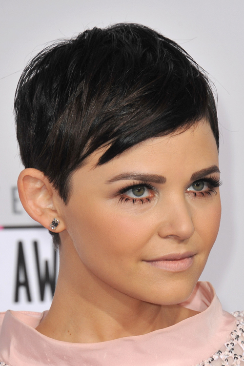 ginnifer goodwins hairstyles amp hair colors steal her style